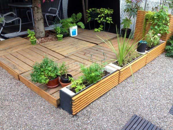 Best ideas about Patio Floor Ideas . Save or Pin 30 Amazing Floor Design Ideas For Homes Indoor & Outdoor Now.