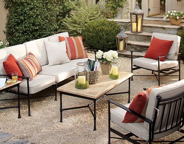 Best ideas about Patio Furniture Clearance Costco . Save or Pin Furniture similar to pottery barn pottery barn outdoor Now.