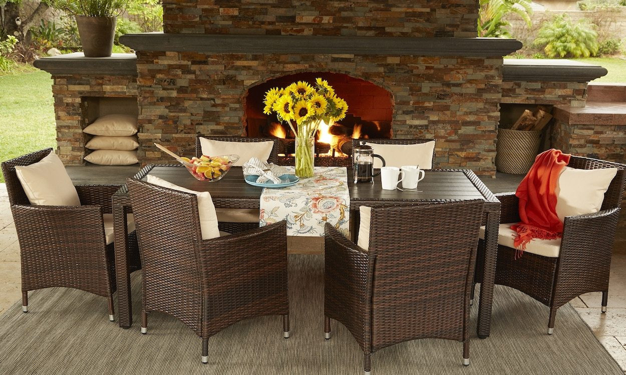 Best ideas about Patio Furniture Clearance Sale . Save or Pin Tips on Shopping a Patio Furniture Clearance Sale Now.