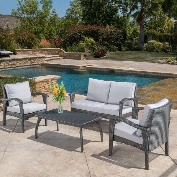 Best ideas about Patio Furniture Clearance Sale . Save or Pin Patio Furniture Sets Clearance Sale Loveseat Coffee Table Now.