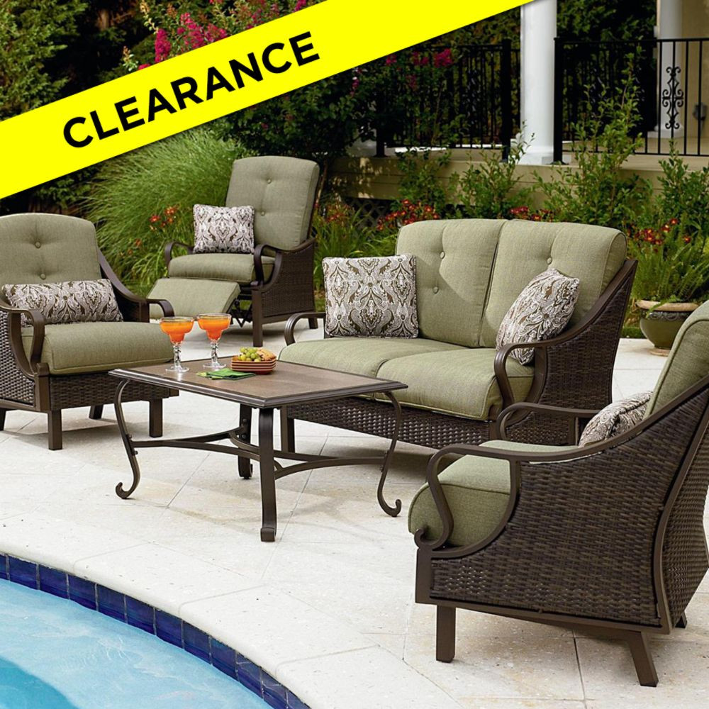 Best ideas about Patio Furniture Clearance Sale . Save or Pin Outdoor Living Buy Patio Furniture and Grills at Sears Now.