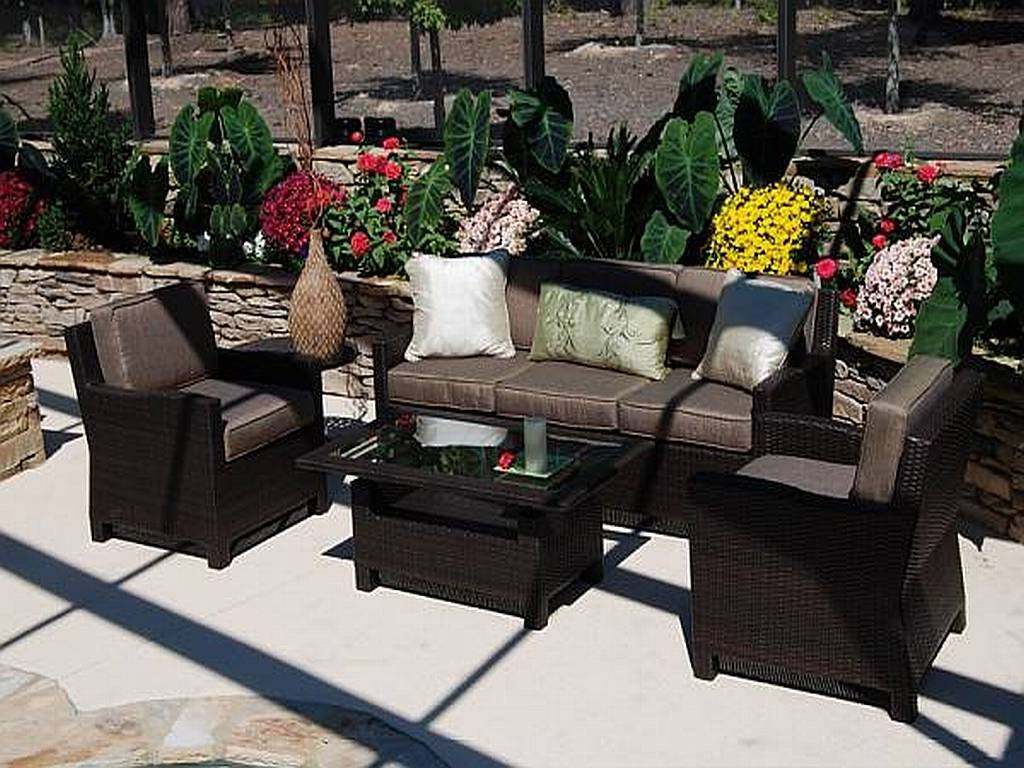 Best ideas about Patio Furniture Deals . Save or Pin Patio Furniture Clearance Costco – Outdoor Decorations Now.
