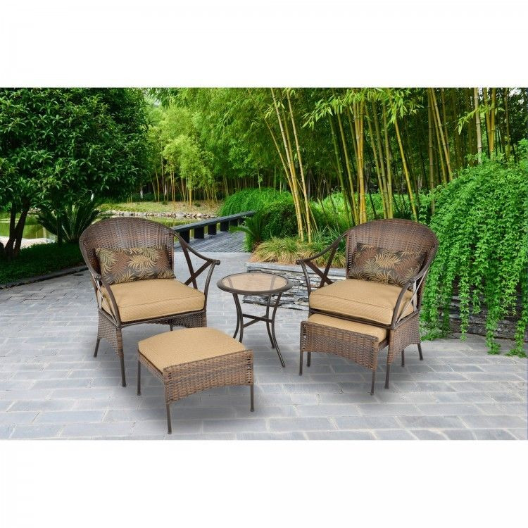 Best ideas about Patio Furniture Deals . Save or Pin 4pc Outdoor Patio Rattan Furniture Set Sectional Cushions Now.