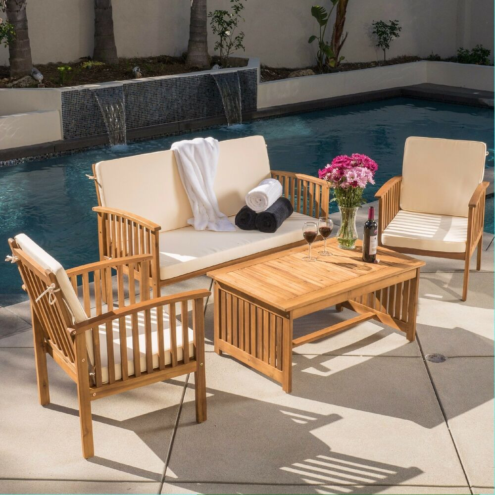 Best ideas about Patio Furniture On Sale . Save or Pin Patio Furniture Clearance Outdoor Plans Sets Cushions Wood Now.