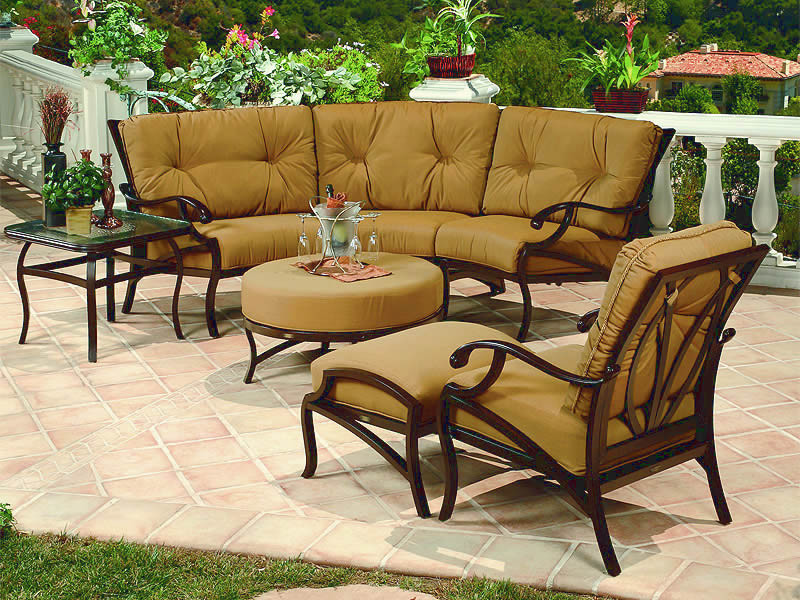 Best ideas about Patio Furniture On Sale . Save or Pin Mallin Outdoor Patio Furniture — Oasis Outdoor of Now.