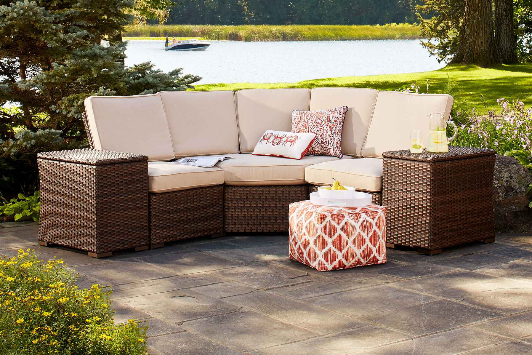 Best ideas about Patio Furniture Sets . Save or Pin Outdoor Furniture & Patio Furniture Sets Tar Now.
