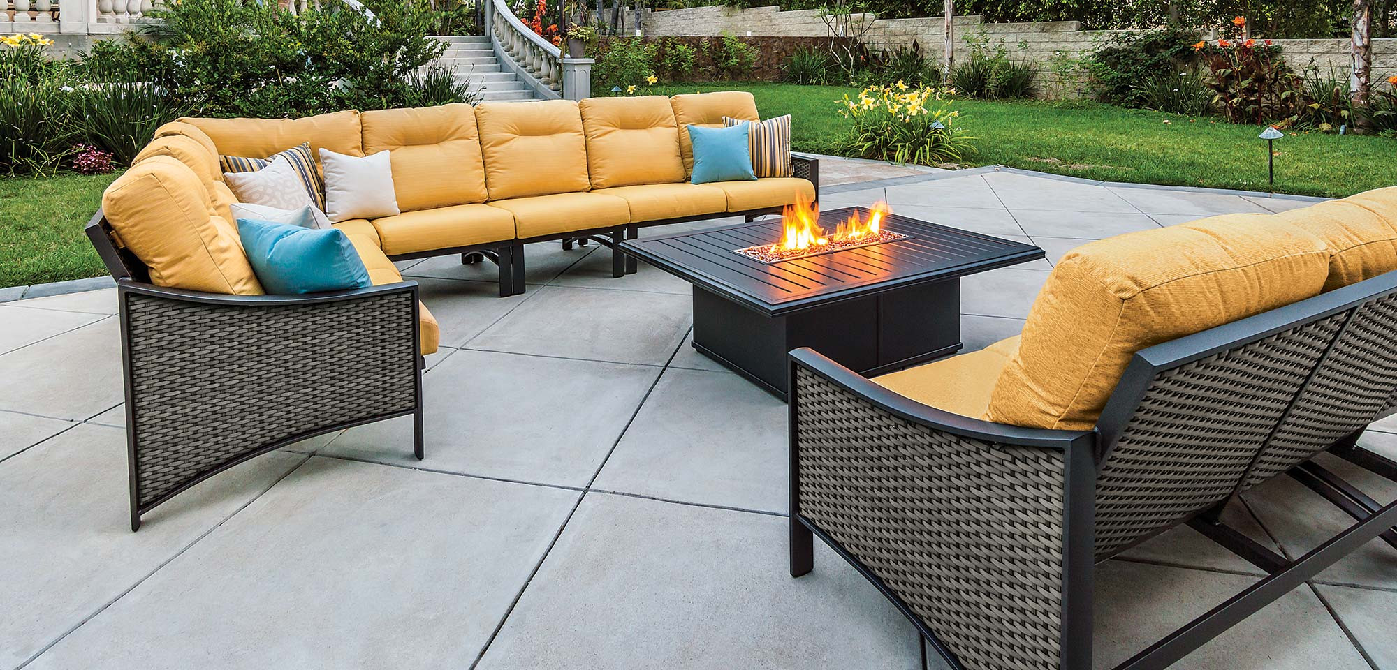 Best ideas about Patio Furniture Sets . Save or Pin Patio Furniture Now.