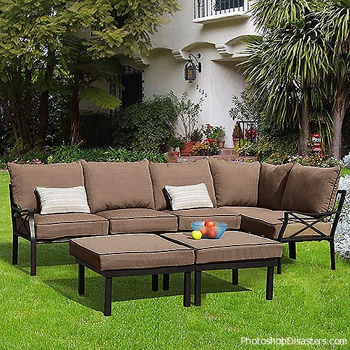 Best ideas about Patio Furniture Walmart . Save or Pin Walmart Patio Set shop Disaster & Mistakes Now.