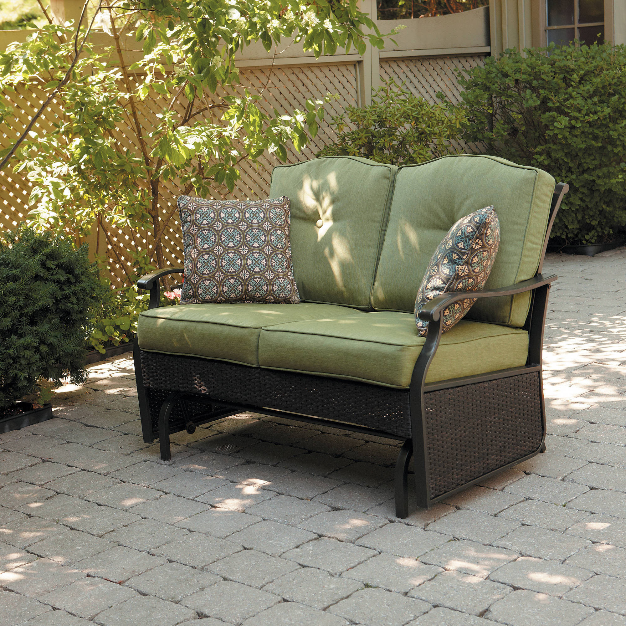 Best ideas about Patio Furniture Walmart . Save or Pin Patio Chairs & Stools Walmart Now.