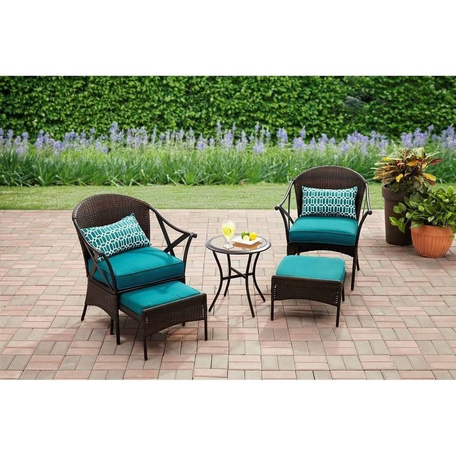 Best ideas about Patio Furniture Walmart . Save or Pin Wrought Iron Patio Furniture Walmart Now.