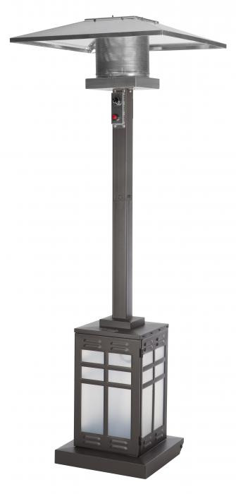 Best ideas about Patio Heater Costco . Save or Pin Dauphine Square Mocha Illuminated Patio Heater Costco Now.