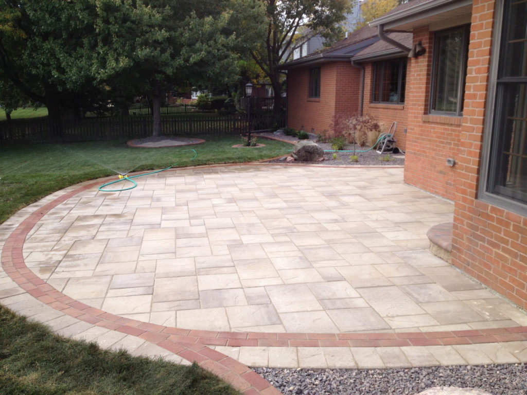 Best ideas about Patio Pavers Lowes . Save or Pin Lowes Patio Block – Srenergy Now.