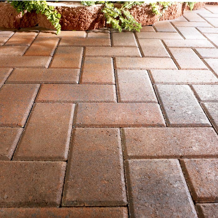 Best ideas about Patio Pavers Lowes . Save or Pin Wall Blocks Pavers and Edging Stones Guide Now.