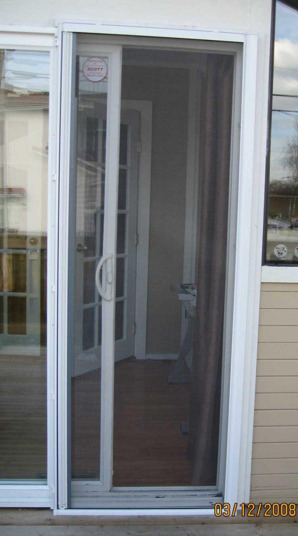 Best ideas about Patio Screen Doors . Save or Pin Remove Patio Door handballtunisie Now.