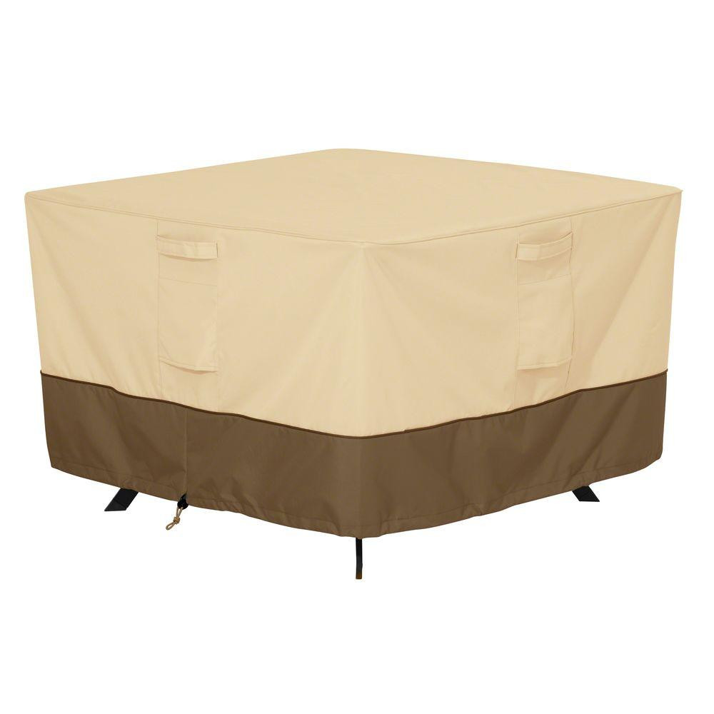 Best ideas about Patio Table Cover . Save or Pin Classic Accessories Veranda Square Patio Table Cover Now.