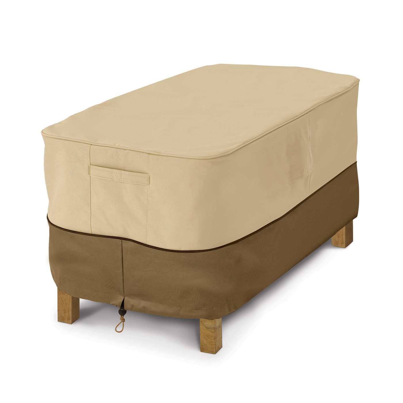 Best ideas about Patio Table Cover . Save or Pin Classic Accessories 55 121 00 Veranda Rectangular Now.