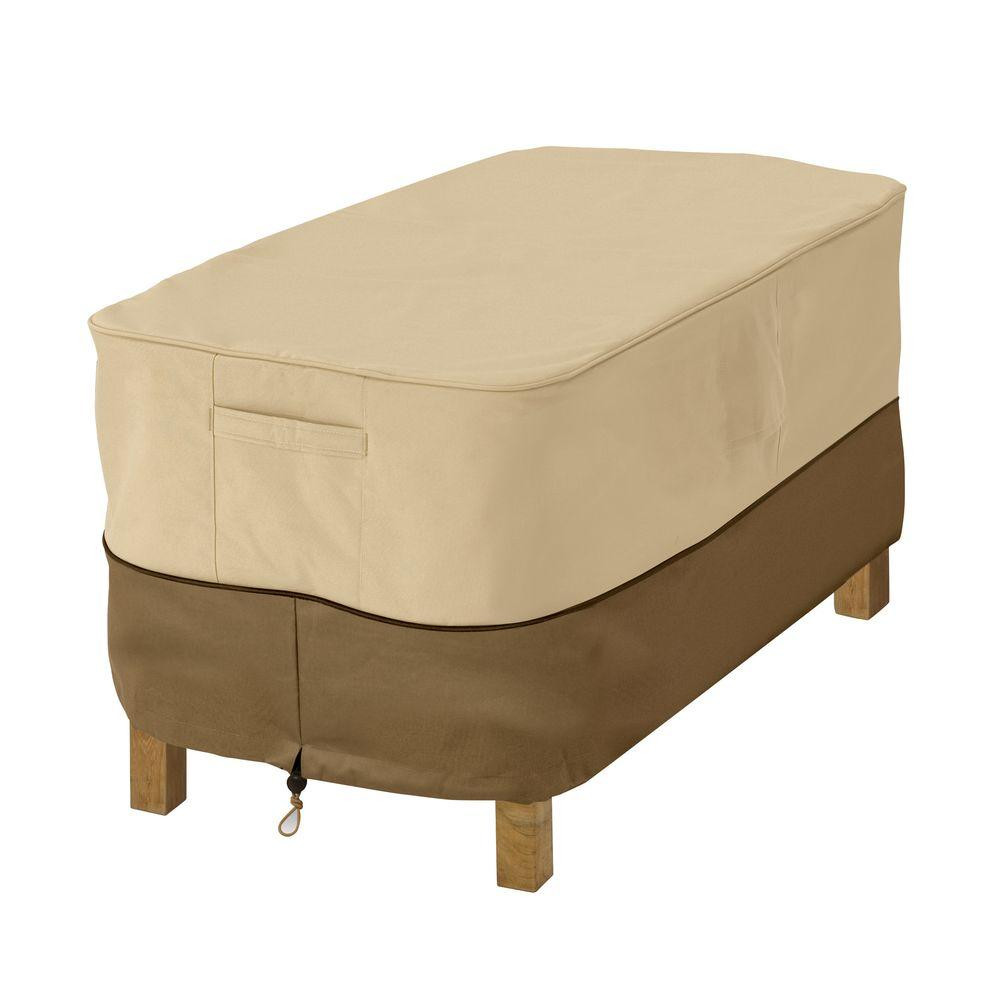 Best ideas about Patio Table Cover . Save or Pin Classic Accessories Veranda Rectangular Patio Now.