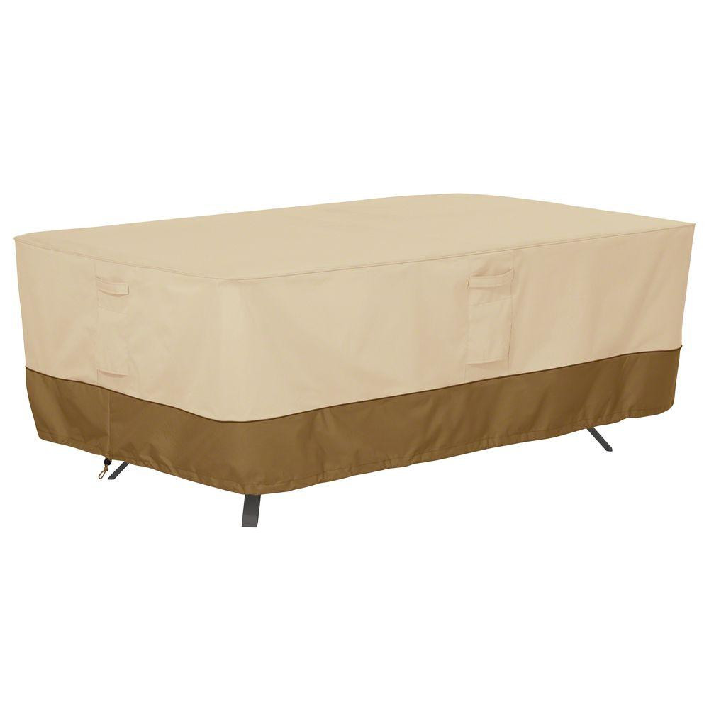 Best ideas about Patio Table Cover . Save or Pin Classic Accessories Veranda X Rectangular Patio Now.