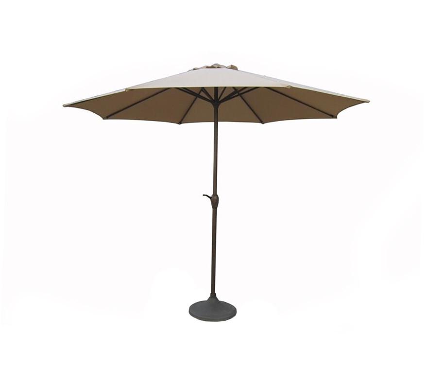 Best ideas about Patio Umbrella Walmart . Save or Pin 7 5 Outdoor Patio Market Umbrella with Hand Crank Now.