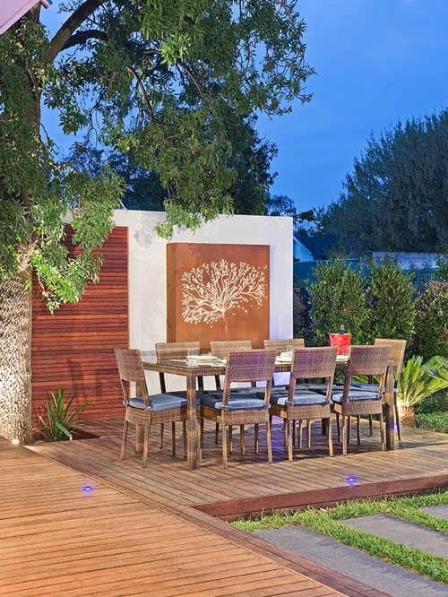 Best ideas about Patio Wall Decor . Save or Pin Outdoor Wall Art Now.