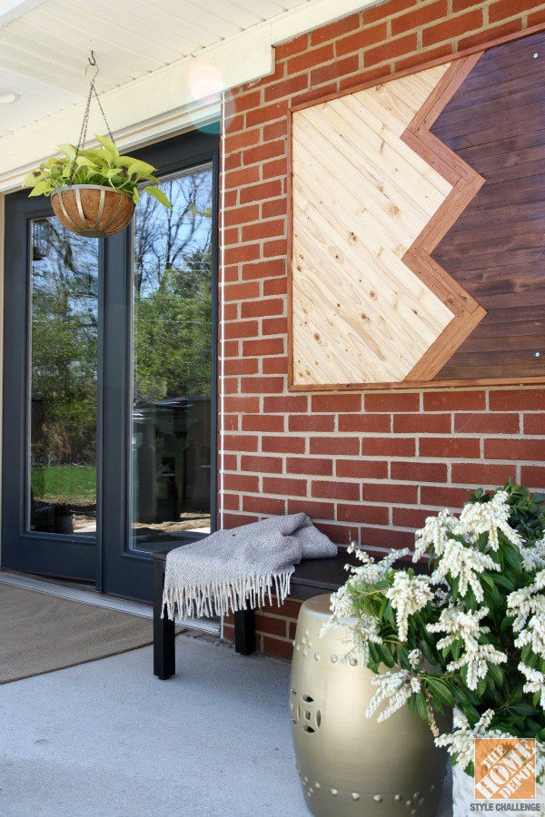 Best ideas about Patio Wall Decor . Save or Pin 10 DIY Wall Art Projects For The Outdoors Now.
