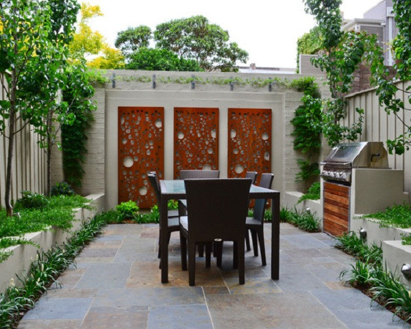 Best ideas about Patio Wall Decor . Save or Pin 15 Asian Patio Ideas For Gorgeous Backyard Now.