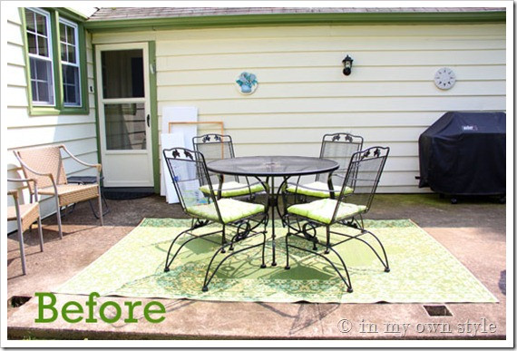 Best ideas about Patio Wall Decor . Save or Pin How To Make Outdoor Wall Art Now.