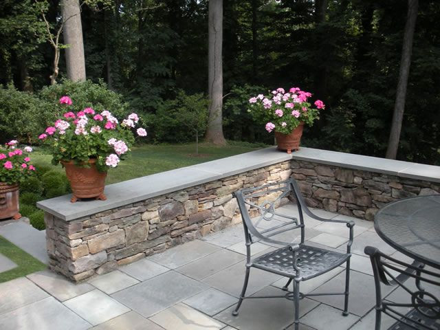 Best ideas about Patio Wall Ideas . Save or Pin Best 25 Bluestone patio ideas on Pinterest Now.