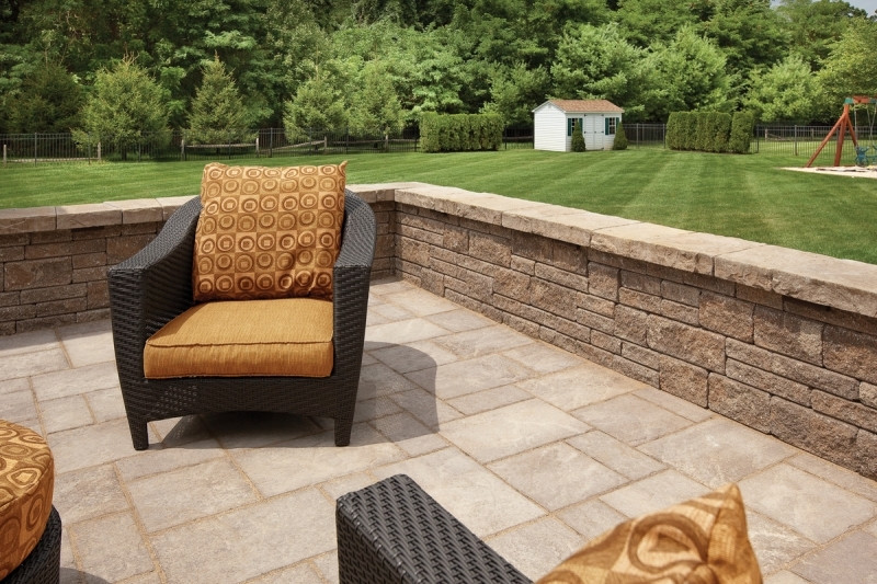 Best ideas about Patio Wall Ideas . Save or Pin Walkers Concrete LLC Seating and Retaining Walls Now.