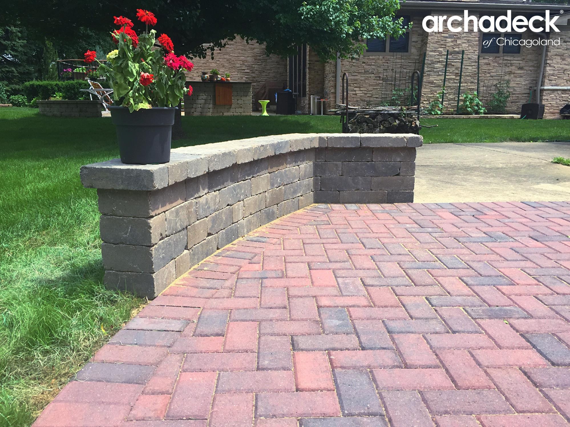 Best ideas about Patio Wall Ideas . Save or Pin Patio Ideas by Archadeck of Chicagoland – Outdoor Living Now.