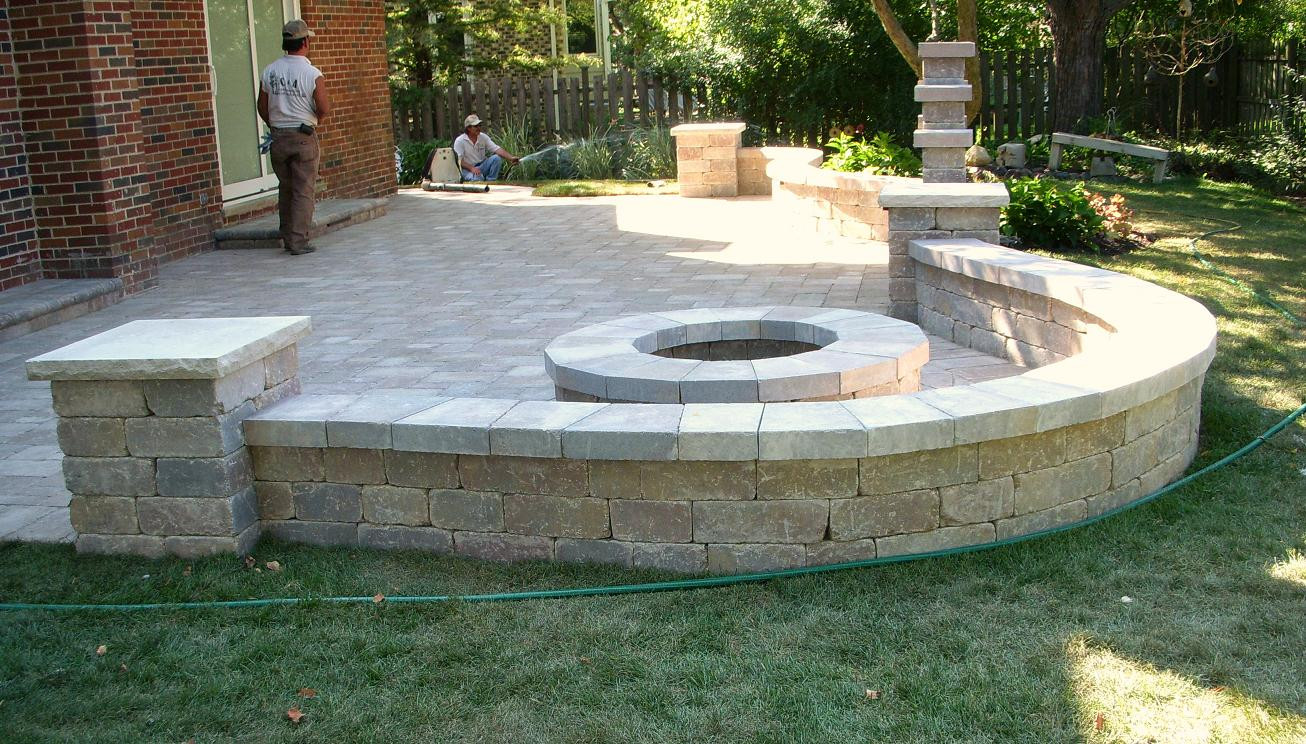 Best ideas about Patio Wall Ideas . Save or Pin Gallery of Patios and Retaining Walls Now.
