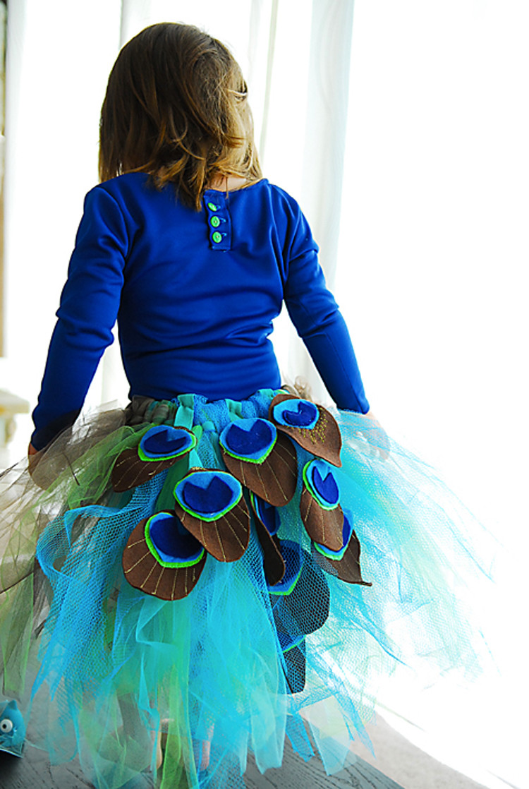 Best ideas about Peacock Costume DIY Kids . Save or Pin 21 Things to Make with Tulle besides tutus The Sewing Now.