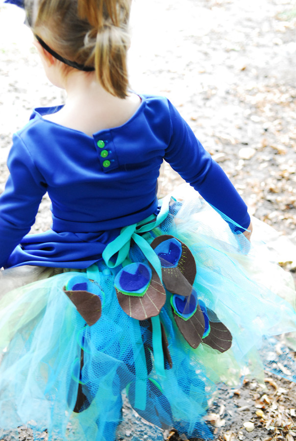 Best ideas about Peacock Costume DIY Kids . Save or Pin Handmade Halloween 10 Creative Homemade Costumes With A Now.