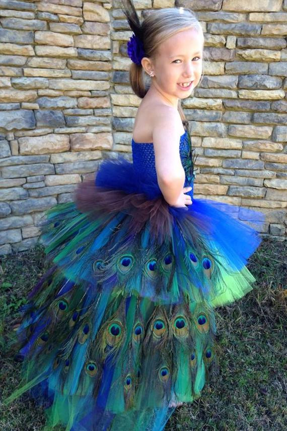 Best ideas about Peacock Costume DIY Kids . Save or Pin Unavailable Listing on Etsy Now.