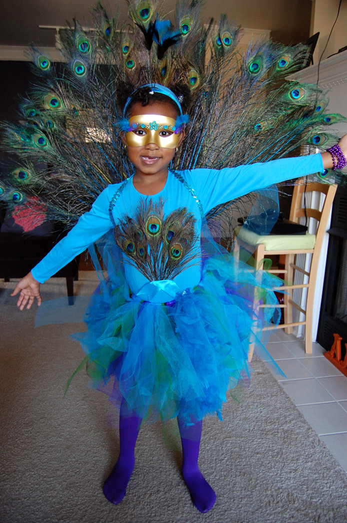Best ideas about Peacock Costume DIY Kids . Save or Pin Handmade Awesomeness Check Out My DIY Peacock Costume Now.