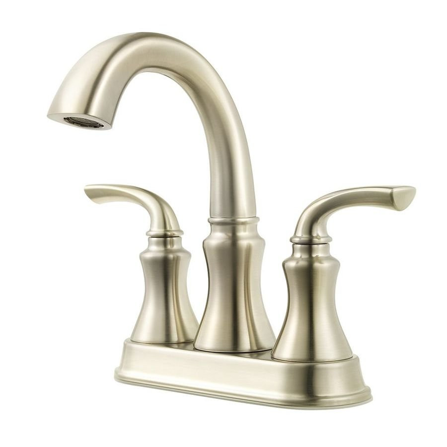 Best ideas about Pfister Bathroom Faucets . Save or Pin Pfister Solita 2 Handle 4 in Centerset Bathroom Faucet Now.