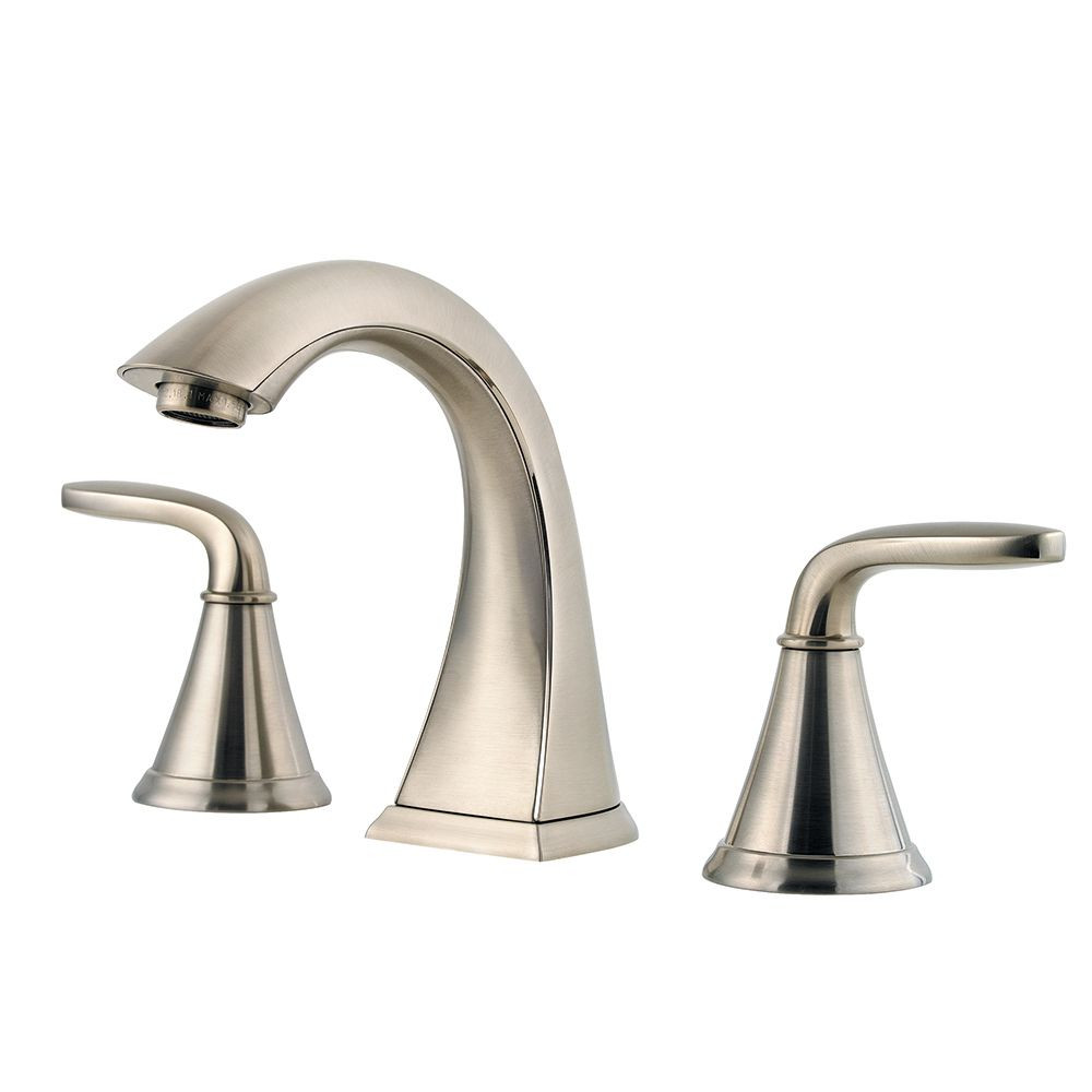 Best ideas about Pfister Bathroom Faucets . Save or Pin Pfister Pasadena Widespread 8 inch 2 Handle Mid Arc Now.