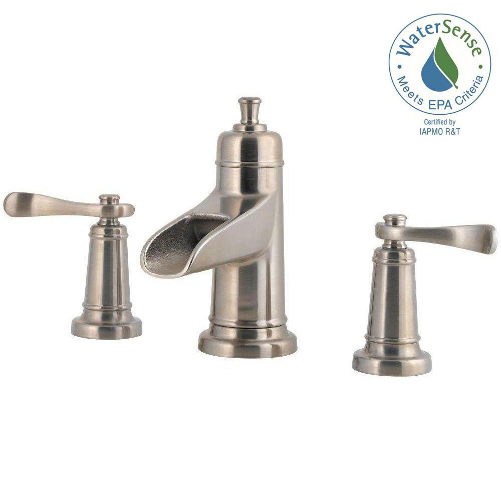 Best ideas about Pfister Bathroom Faucets . Save or Pin Pfister Ashfield 8 in Widespread 2 Handle Bathroom Faucet Now.