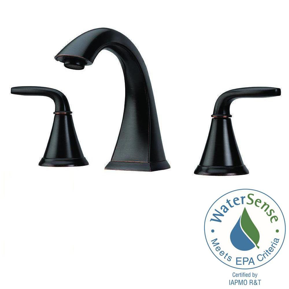 Best ideas about Pfister Bathroom Faucets . Save or Pin Pfister Pasadena 8 in Widespread 2 Handle Bathroom Faucet Now.
