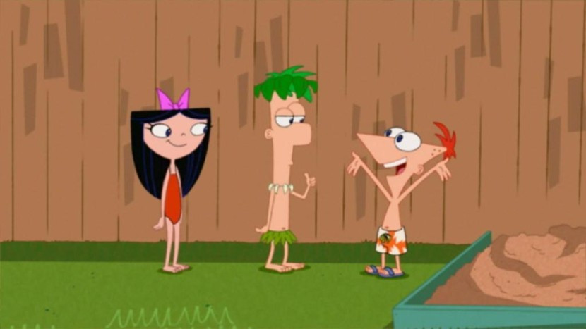 Best ideas about Phineas And Ferb Backyard Beach . Save or Pin Lawn Gnome Beach Party of Terror Disney Wiki Now.
