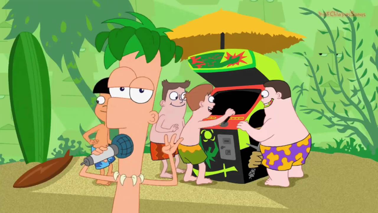 Best ideas about Phineas And Ferb Backyard Beach . Save or Pin Phineas and Ferb Now.