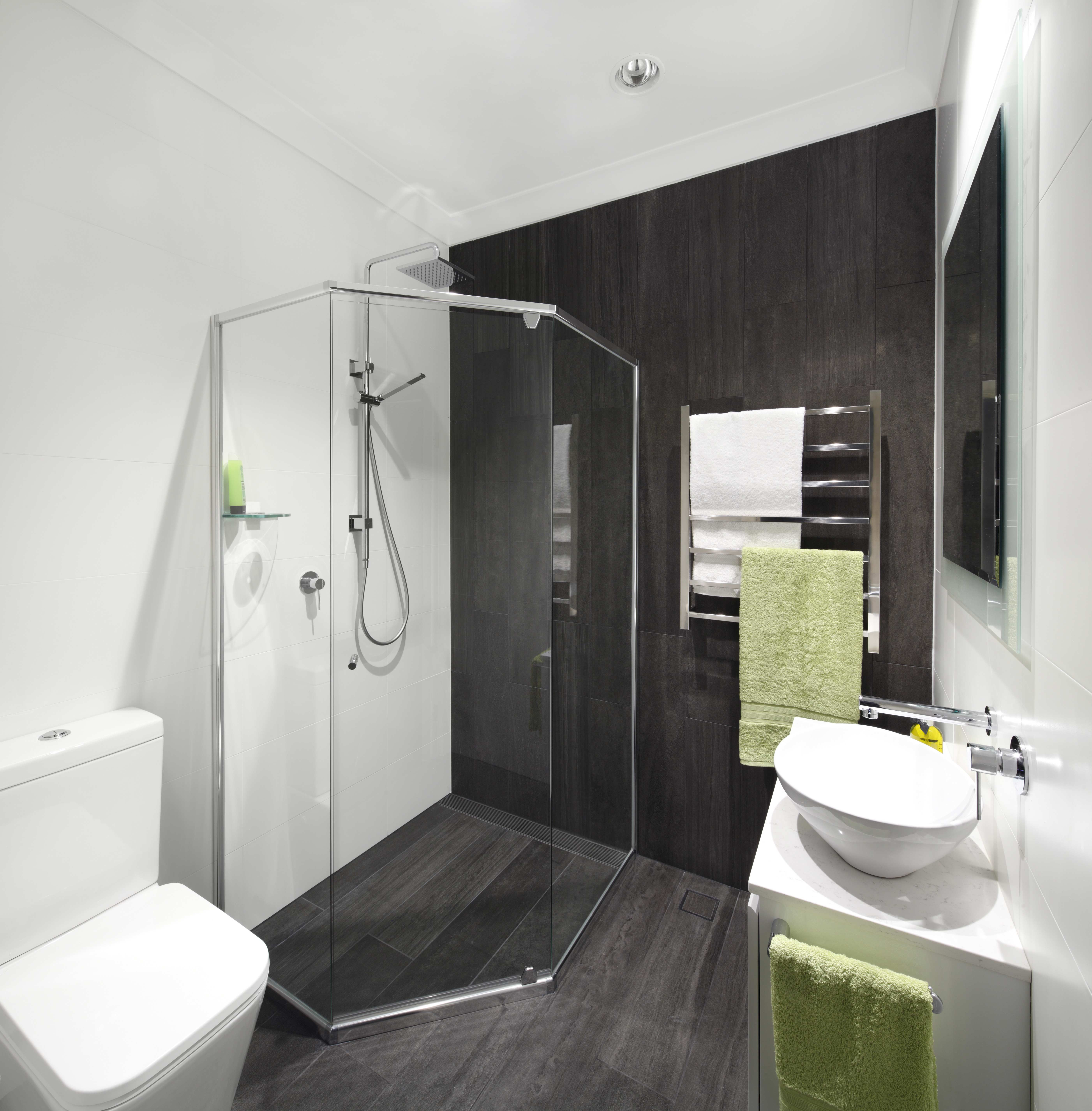 Best ideas about Pictures For Bathroom . Save or Pin Small Bathroom Renovations Designs Sydney Best Vanities Now.