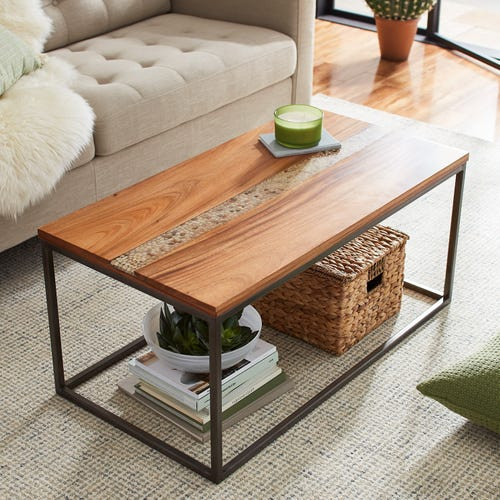Miraculous 20 Best Pier One Coffee Table Best Collections Ever Home Theyellowbook Wood Chair Design Ideas Theyellowbookinfo