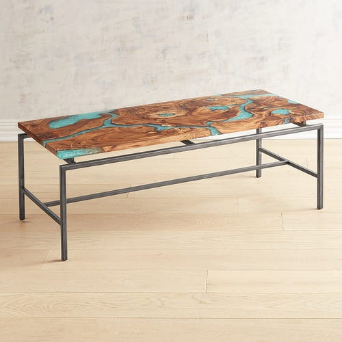 Strange 20 Best Pier One Coffee Table Best Collections Ever Home Theyellowbook Wood Chair Design Ideas Theyellowbookinfo