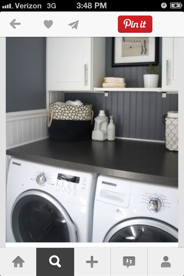 Best ideas about Pinterest Laundry Room . Save or Pin Pinterest Laundry Rooms Now.