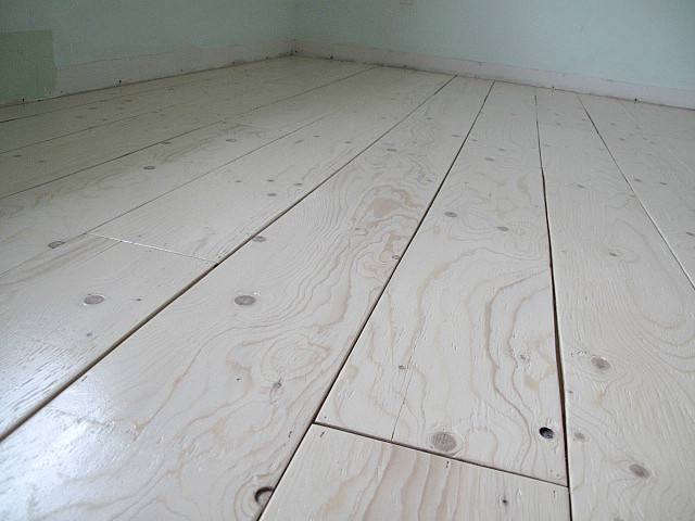 Best ideas about Plywood Floor DIY . Save or Pin Remodelaholic Now.