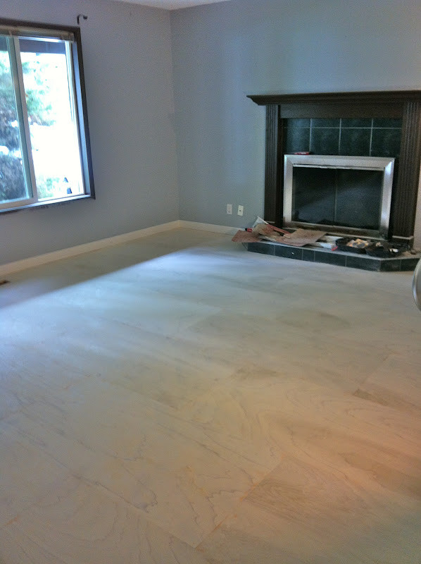 Best ideas about Plywood Floor DIY . Save or Pin Roost Reimagined DIY plywood flooring Now.