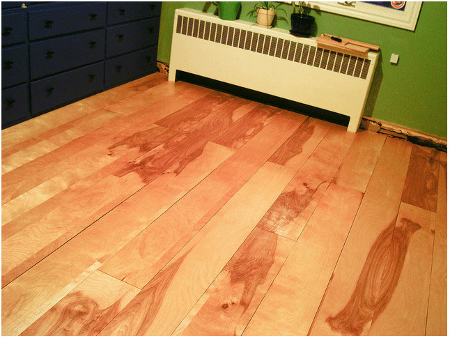 Best ideas about Plywood Floor DIY . Save or Pin DIY Project Beautiful Birch Plywood Flooring Made Easy Now.