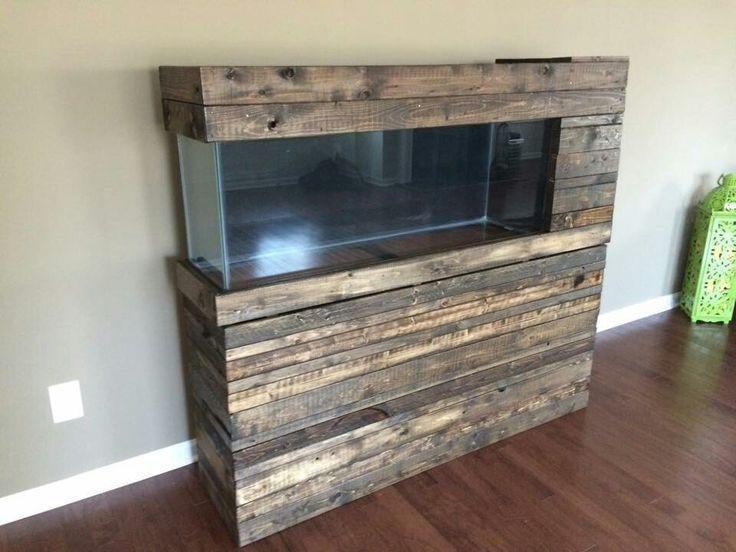 Best ideas about Poor Man'S DIY Aquarium Stand Plans . Save or Pin 136 best Aquarium Furniture Ideas images on Pinterest Now.