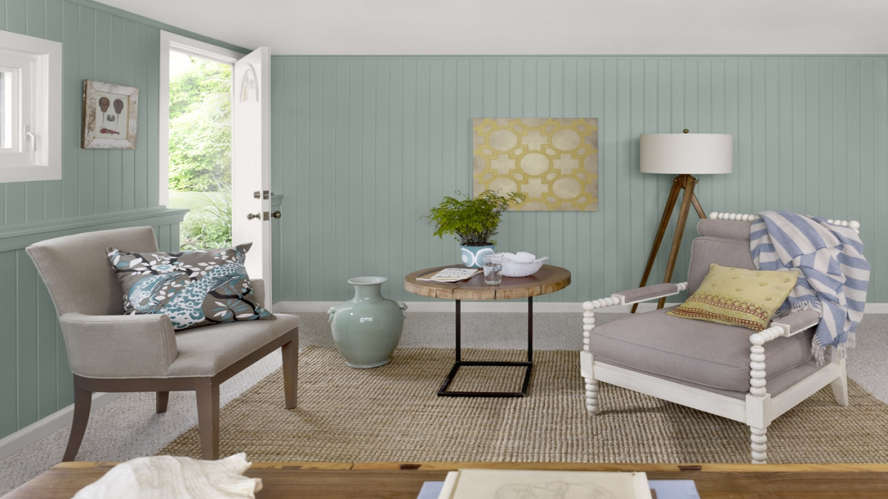 Best ideas about Popular Interior Paint Colors . Save or Pin Benjamin Moore Interior Paint Colors Bing images Now.